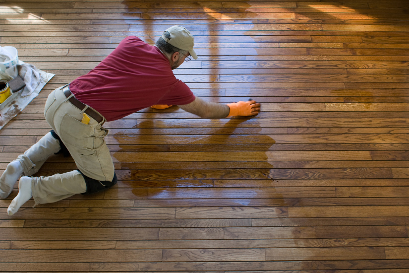 hardwood floor refinishing in milwaukee