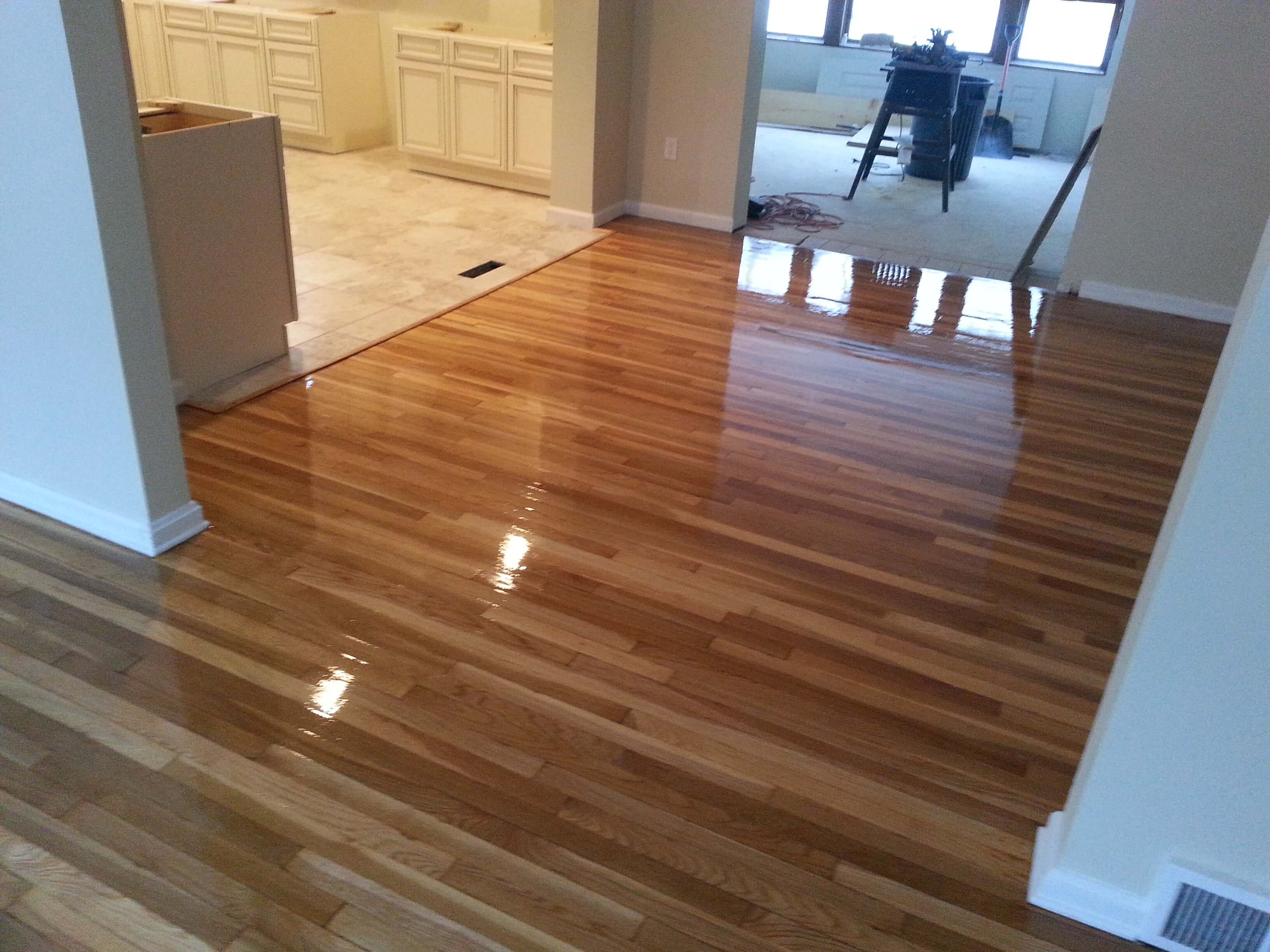 hardwood floor resurfacing in milwaukee