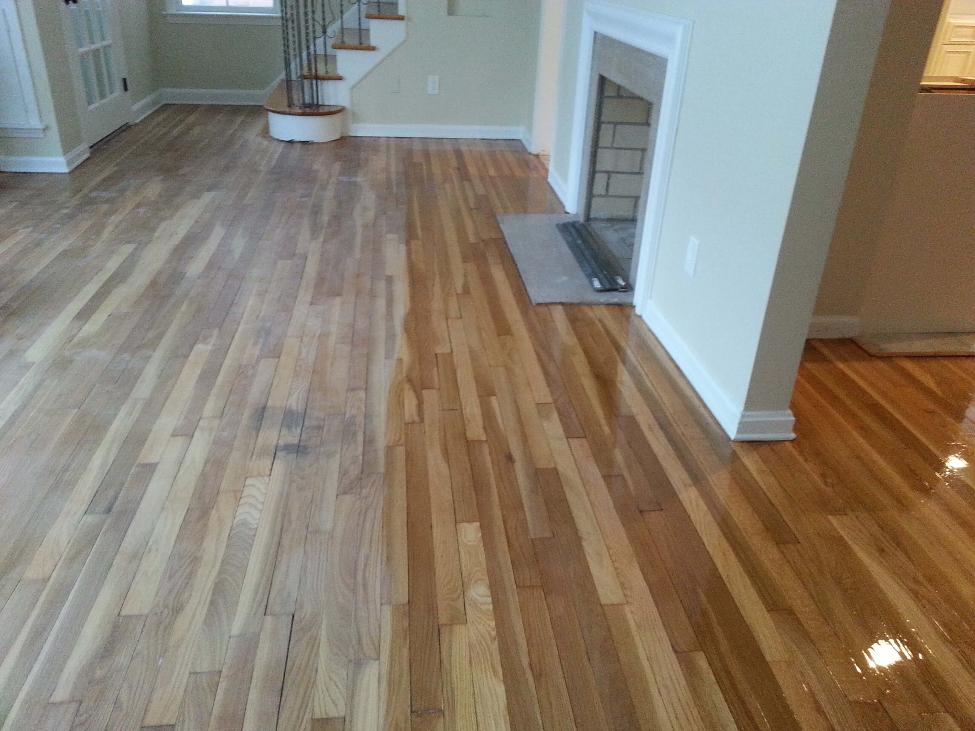 milwaukee wood floor refinishers